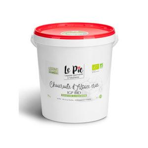 Choucroute IGP bio cru - Le Pic