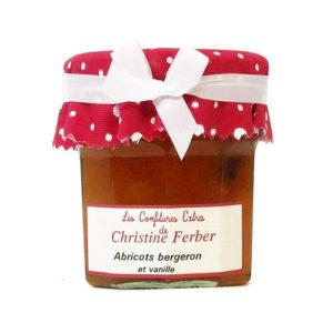 confiture-abricot-bergeron-et-vanille - Ferber