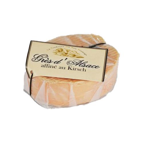 Grès d'Alsace affiné au Kirsh - Maison Schmid Traiteur