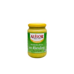 moutarde-douce-au-riesling-350-gr - Alelor