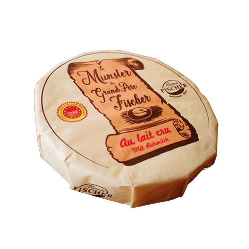 Munster au lait cru - Maison Schmid Traiteur