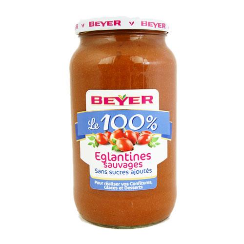 Pulpe d'églantine sauvage Beyer - Maison Schmid traiteur