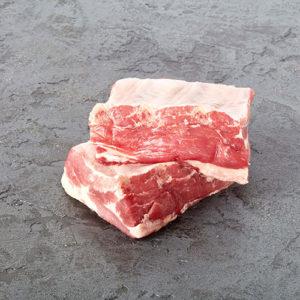 Tarvers de porc demi-sel cru - Maison Schmid Traiteur