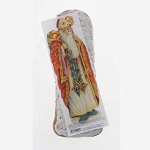 Saint Nicolas en Pain d'épices - Maison Schmid Traiteur